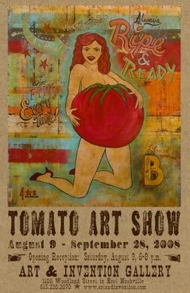 Tomatoartfest